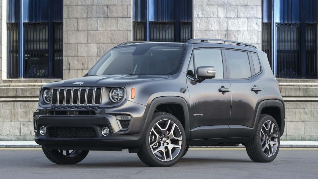 2020 Jeep Renegade Limited